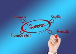 success diagram pixabay free